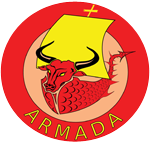 Armada Dragon Boat Team Singapore Logo
